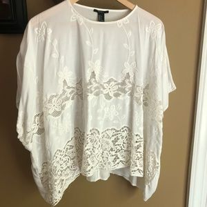 A blouse from Forever 21